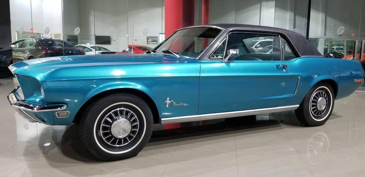 1968 Mustang Hardtop For Sale 1968 Mustang Mustang Dream Cars