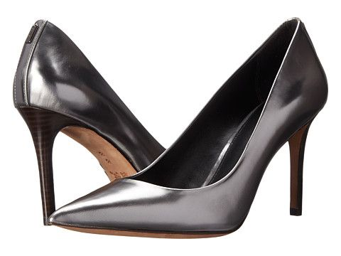 Womens Shoes COACH Teddie Anthracite