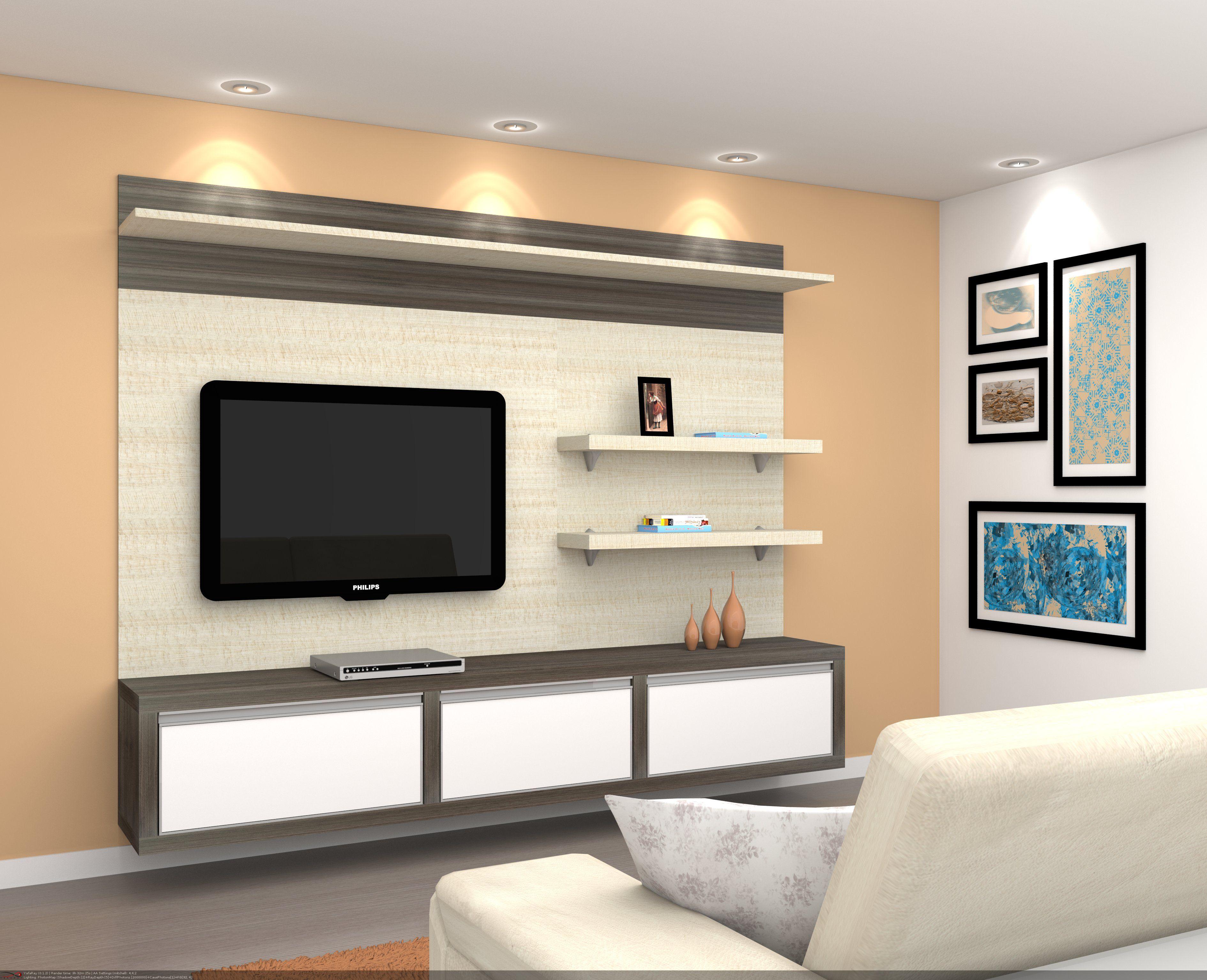 Home Theater Otimize Modulados M Veis Planejados Salas  -> Sala De Tv E Som