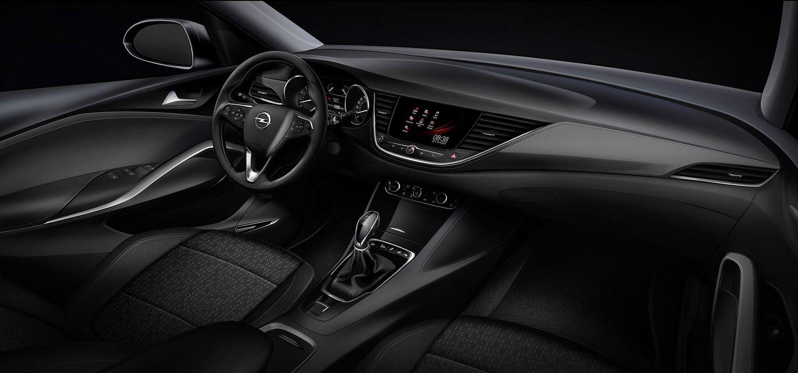 Opel Grandland X Interior Design Car Interior Sketch Design Interior Sketch