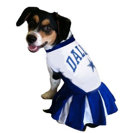 Cheerleader Dog Lol Taken
