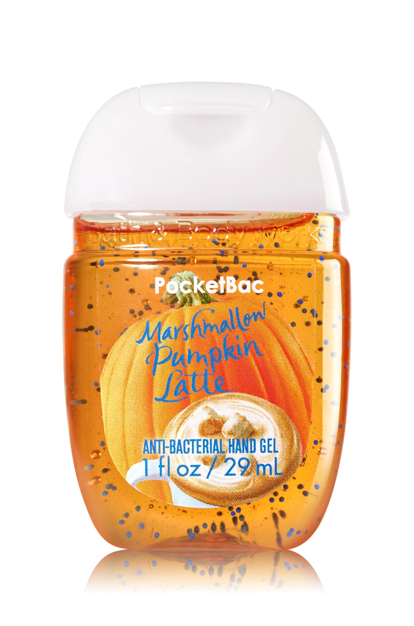 Marshmallow Pumpkin Latte Pocketbac Sanitizing Hand Gel Soap