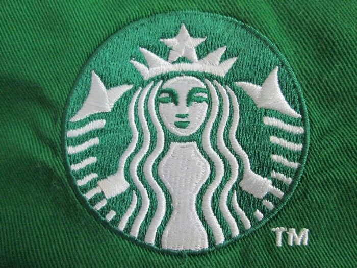 Details about Starbucks coffee green aprons non pocket