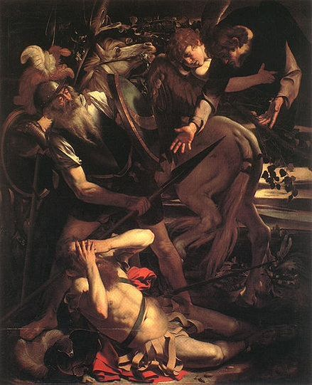 RT @ChurchPictures8: Caravaggio(15711610)The Conversion of Saint Paul 1600 https://t.co/hUBkB1EHgY
