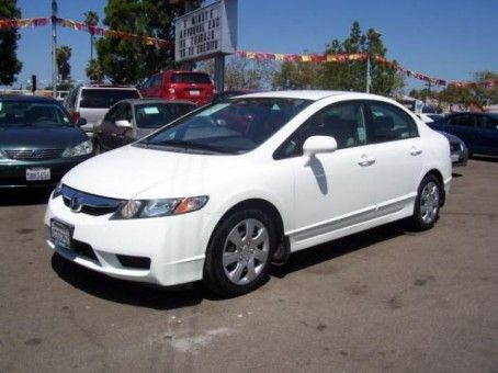 Cars-For-Sale-San Diego | 2009 Honda Civic LX | http://sandiegousedcarsforsale.com/dealership-car/2009-honda-civic-lx