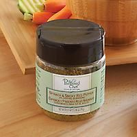 #9751 Spinach & Smoky Red Pepper Oil Dipping Seasoning — $7.25   Spinach and a hint of smoky pepper flavor create a savory oil seasoning for dipping fresh bread. Mix it with sour cream and mayo for a dip with veggies and chips. 2.8 oz.