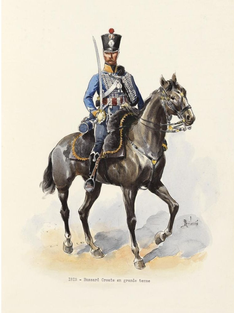Hussars Uniform   Page 10   Armchair General And HistoryNet U003eu003e The Best  Forums In