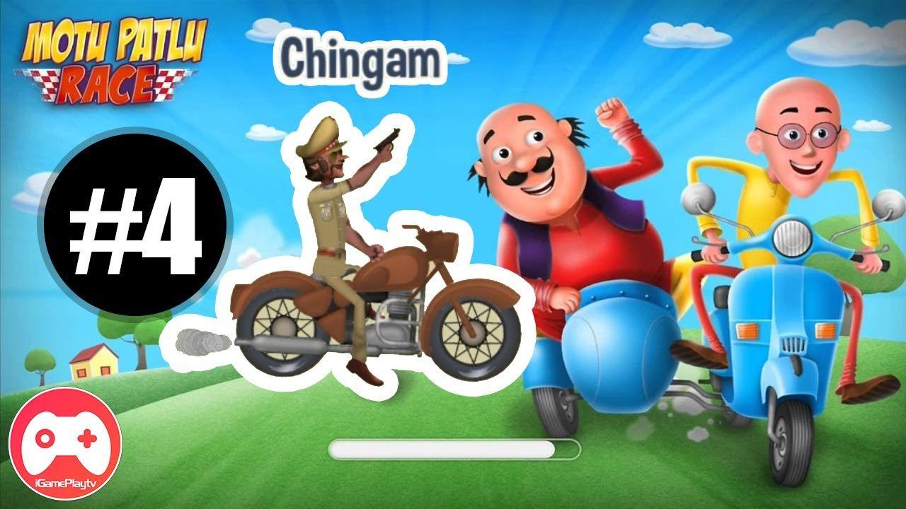 Motu Patlu Game Gameplay video [CHINGAM] (by Nazara Games