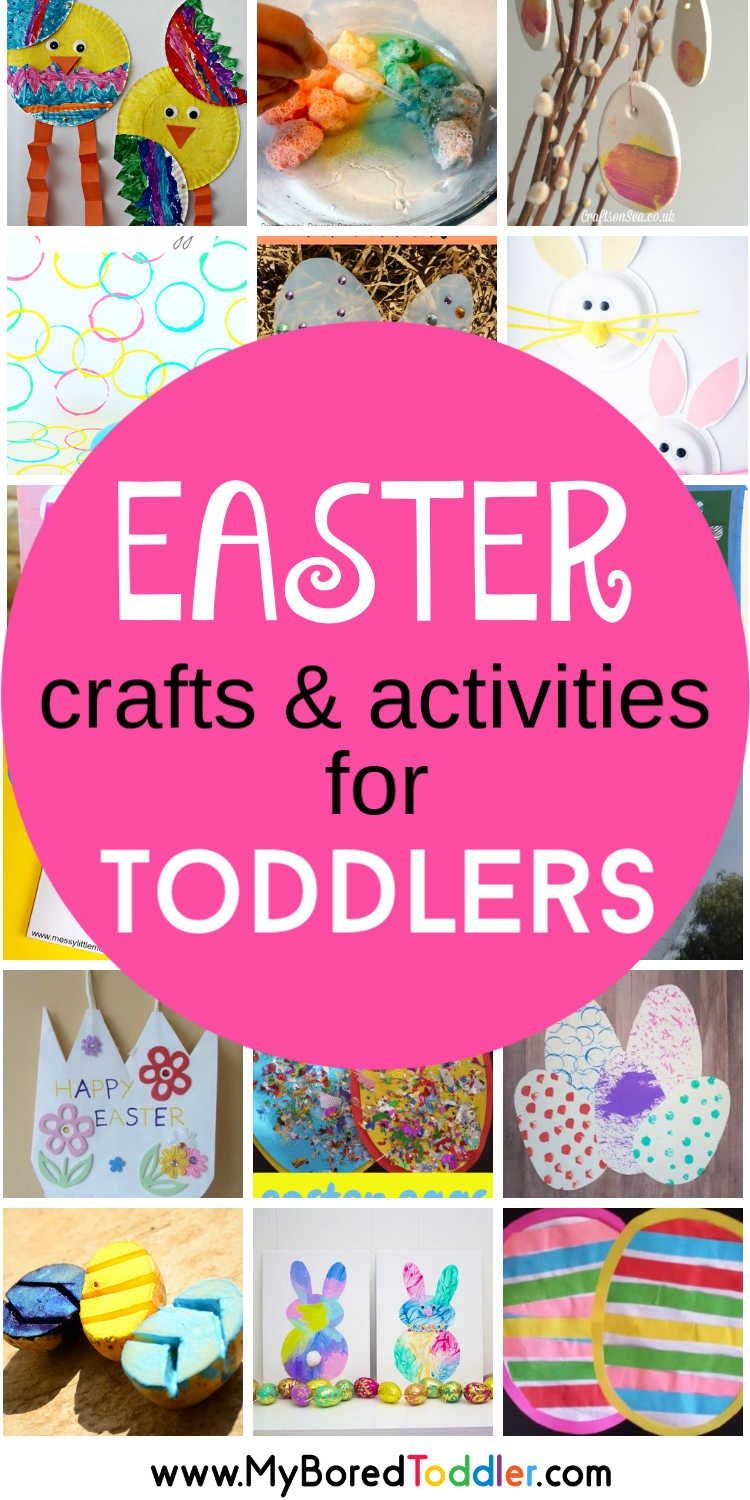 Easter Ideas For Toddlers Toddlers Play Too Easter Crafts For