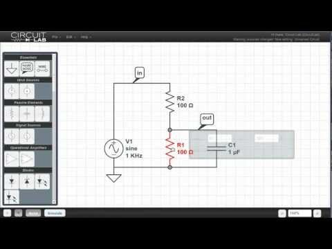 CircuitLab brings schematic design and sharing to the browser (video ...