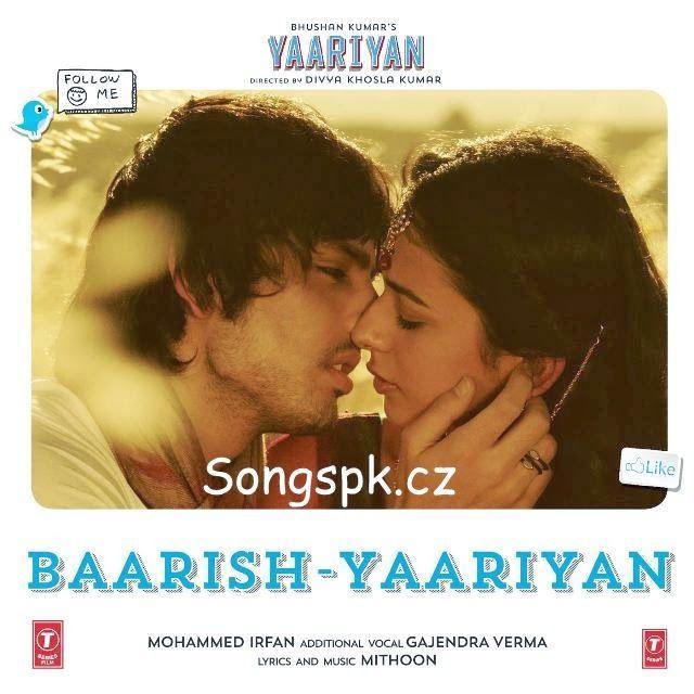 Baarish Yaariyan Mp3 Song Download Songs Latest Bollywood Songs Mp3 Song