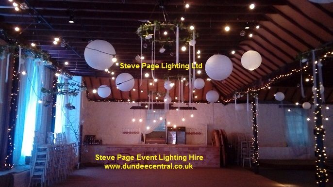 Pin by Steve Page Event Lighting and Projection Hire ...