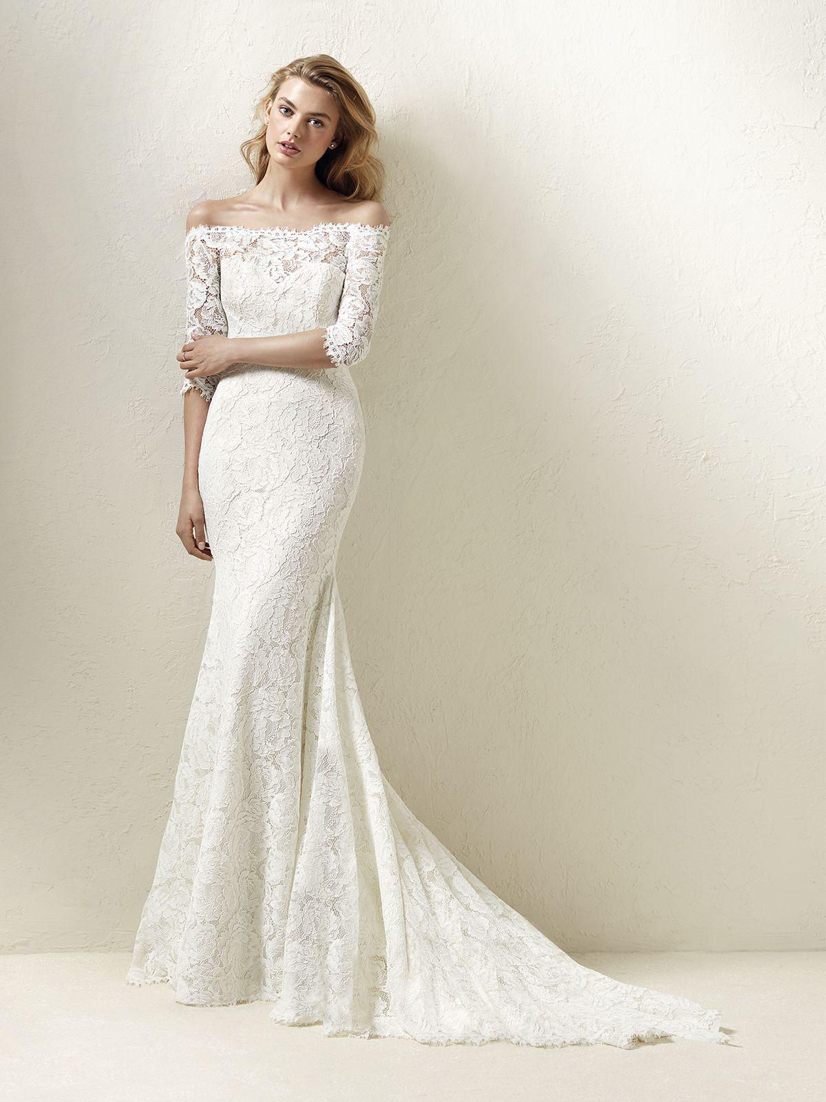 Vestido de Novia de Pronovias (DRACANE) 6943dd41872