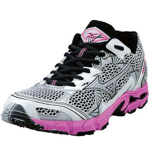mizuno running shoes for high arches ladies