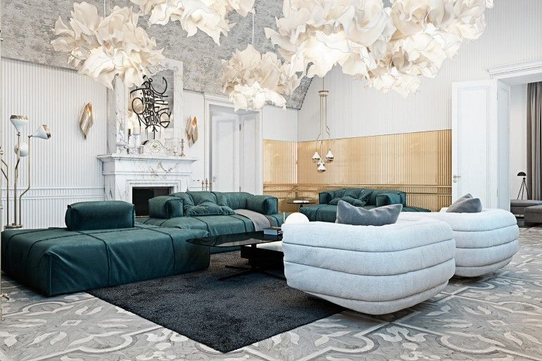 This Italian countryside residence is an interior design project recently completed by Iryna Dzhemesiuk and Vitaliy Yurov . The interior of Italian countryside residence is decorated ...