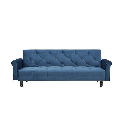 Marlow Home Co Wigfall 3 Seater Clic Clac Sofa Bed Sofa Bed Sofa Sofa Upholstery