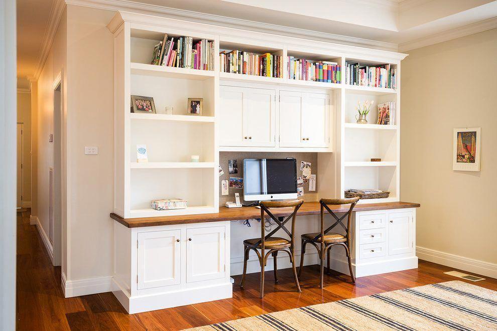 Window Desk Ideas Centsational Style Home Office Design Built
