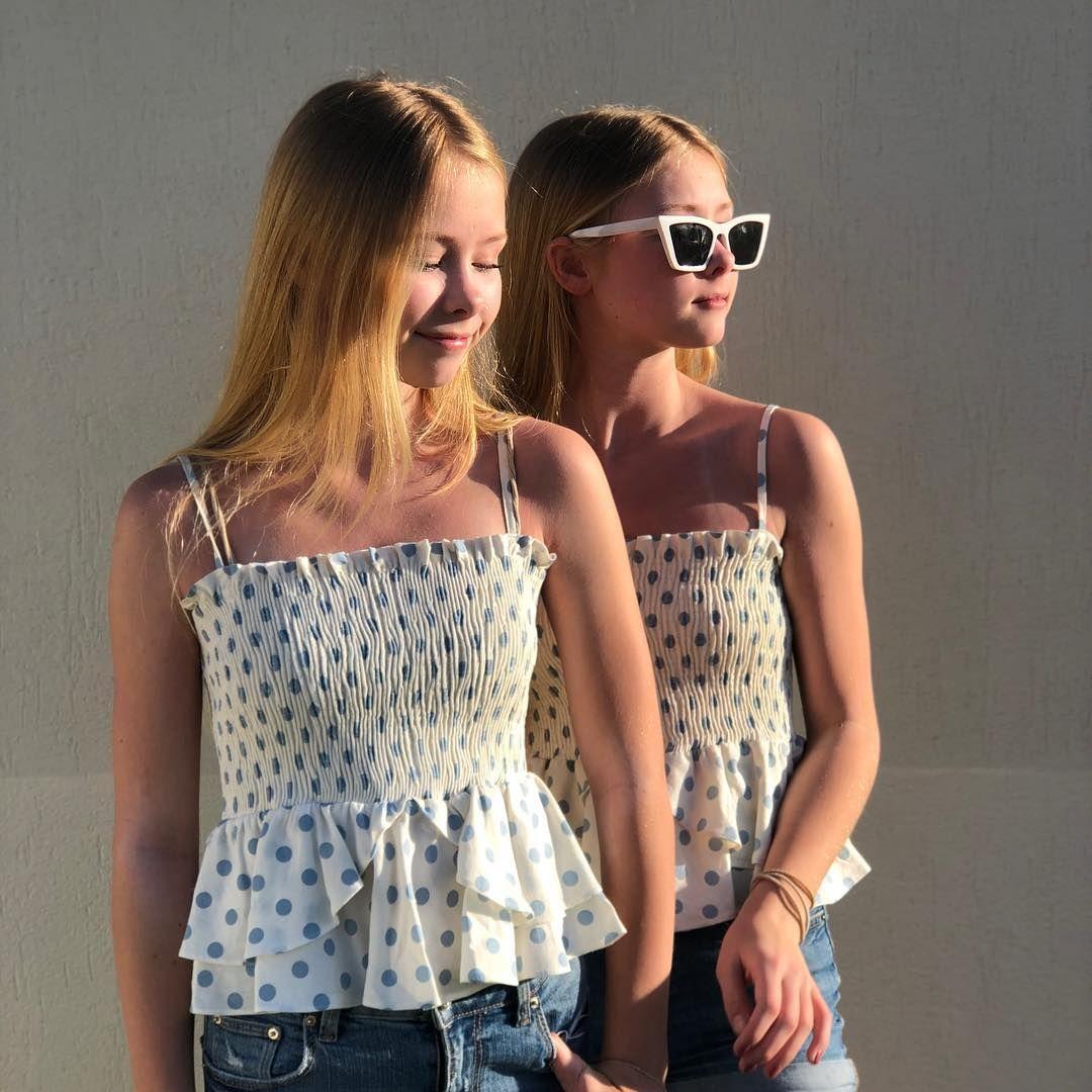 "Iza & Elle on Instagram: ""Enjoying the ☀️ in Marbe"