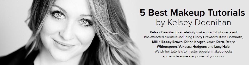 Kelsey Deenihan is a celebrity makeup artist whose talent