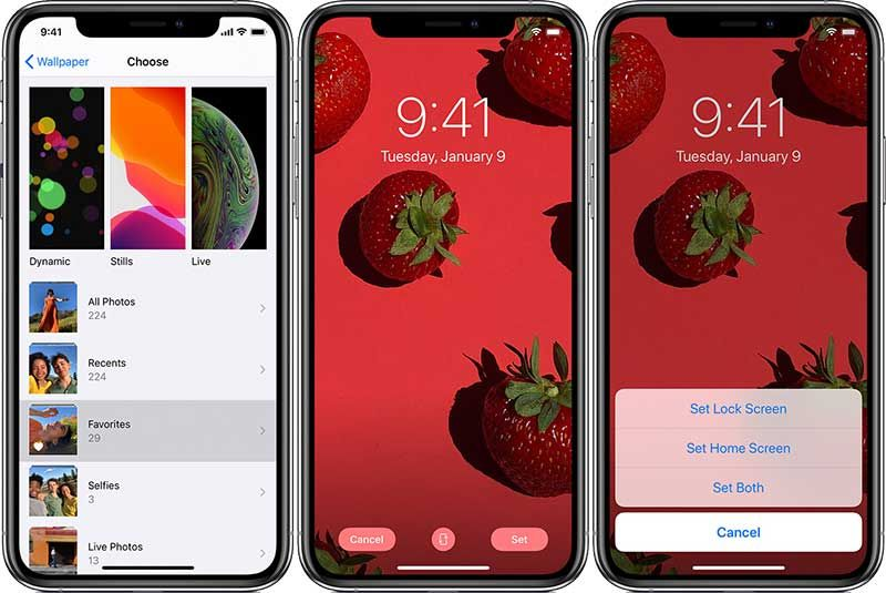 How To Change The Live Lock Screen Wallpaper On Your Iphone Lock Screen Wallpaper Screen Wallpaper Wallpaper Iphone change wallpaper lock screen