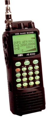 The AOR AR8200 Mark III B (Series-3) is yet a further