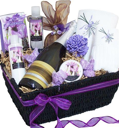 Lavender Harvest Pamper Hamper