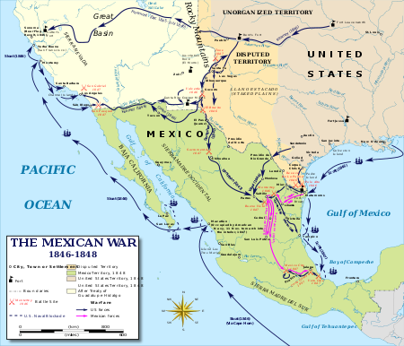 image result for mexicanamerican war
