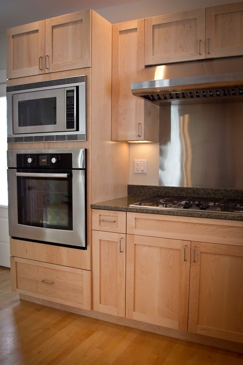 Kitchen Renovation Maple Ridge: White Maple Kitchen Lancaster, NH