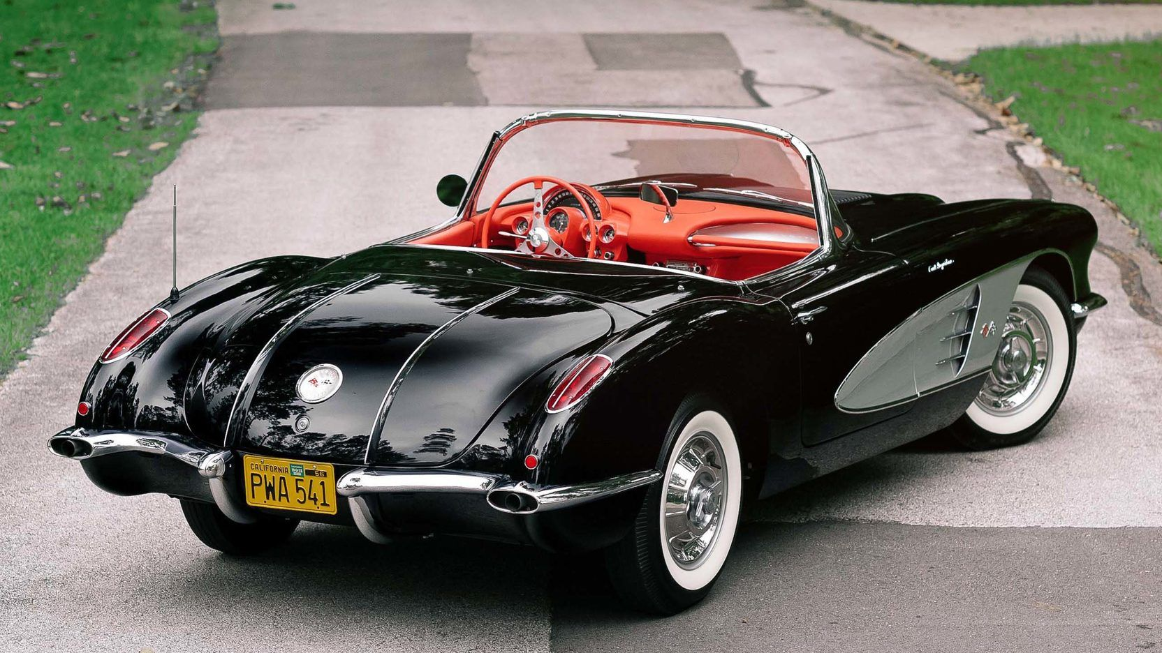 1958 Chevrolet Corvette 3 Print Image Re Pin Brought To You By Agentsofcarins At Houseofinsurance Corvette Convertible Chevrolet Corvette Classic Cars