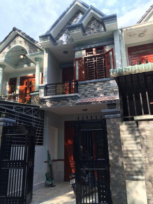 Bán nhà mặt tiền đường Lê Thị Út, phường Tân Đông Hiệp - Dĩ