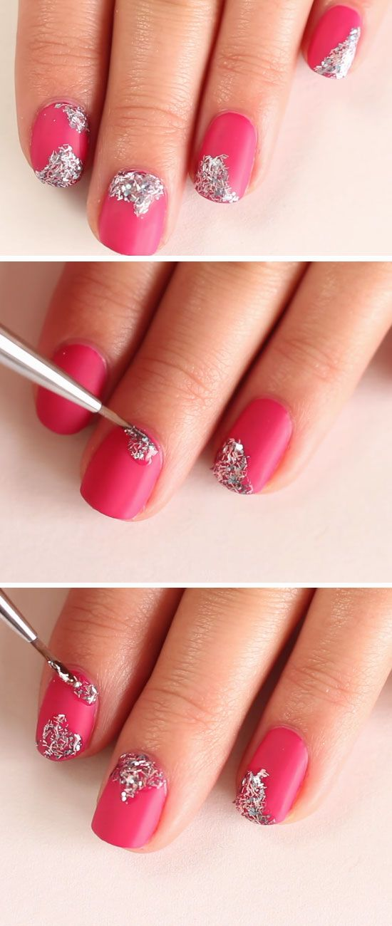 20 diy new years eve nail art ideas nail swag - Hot Designs Nail Art Ideas