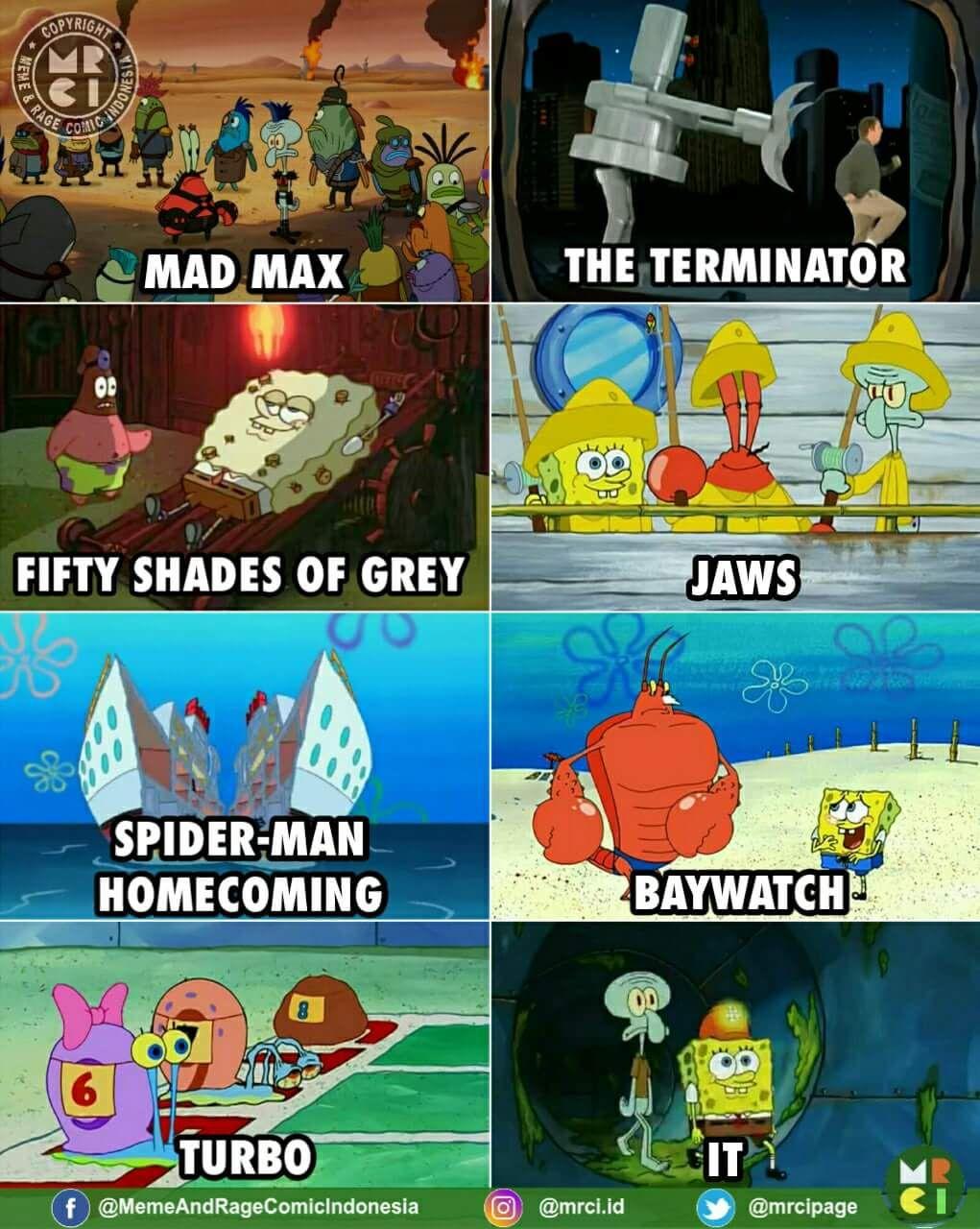 Kumpulan 10 Meme Spongebob Squarepants Ini Bakal Ceriakan Harimu Lifeloenet Meme Spongebob Meme Komik Meme
