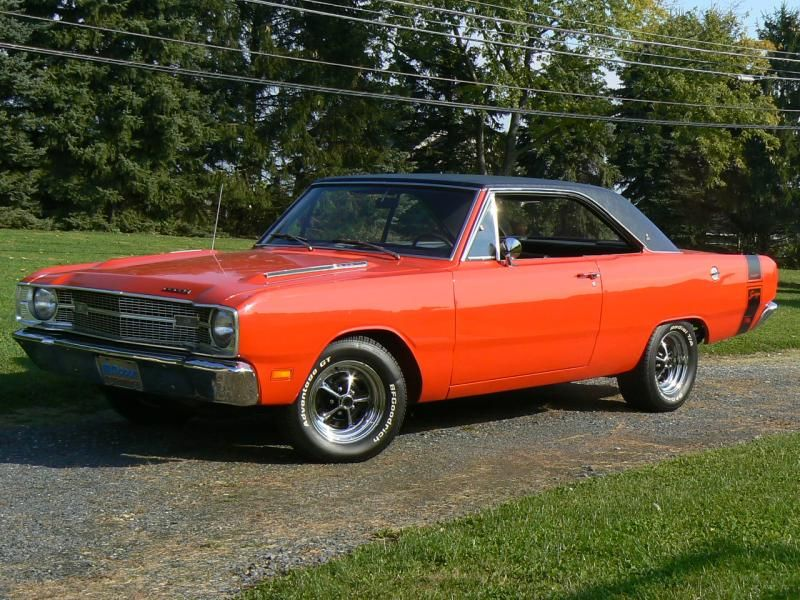 Pin On 1967 Dart Exteriors