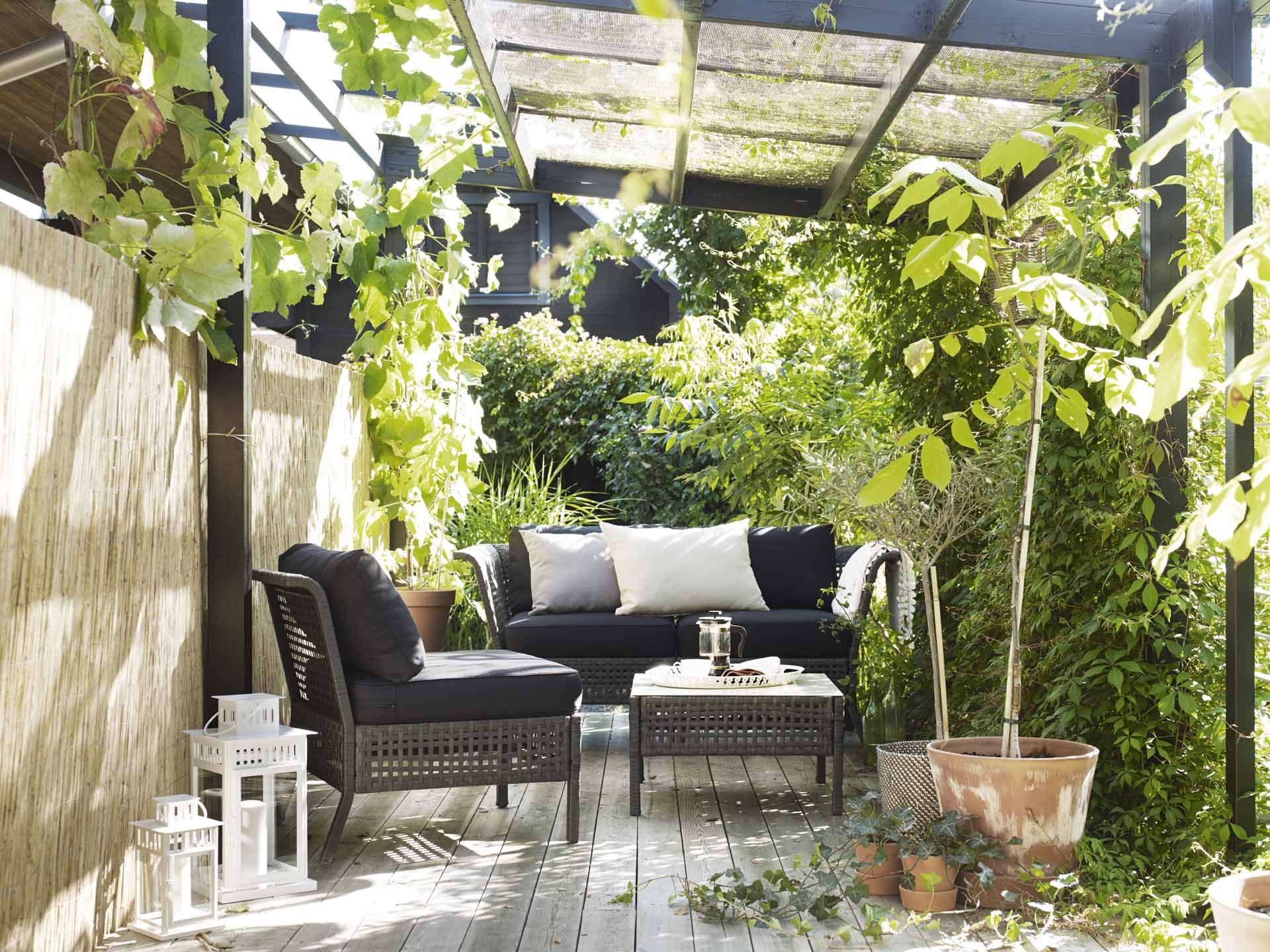 Epingle Sur Terrasse Et Jardin