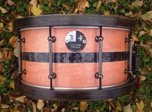 Check out this sweet snare from @3rdand4thdrum Go give them a follow ...
