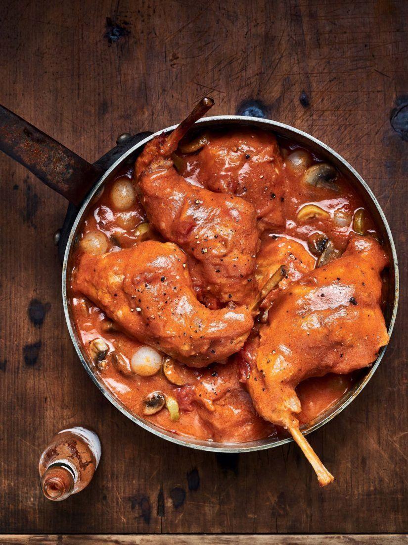 Rabbit Sauce Piquante A Classic Cajun Country Stew – Garden & Gun #cajunandcreolerecipes Rabbit Sauce Piquante A Classic Cajun Country Stew – Garden & Gun #cajunandcreolerecipes