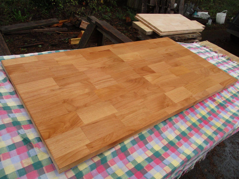 Butcher Block Alder Hardwood 4feet X 25 Hardwood Alder Wood Alder