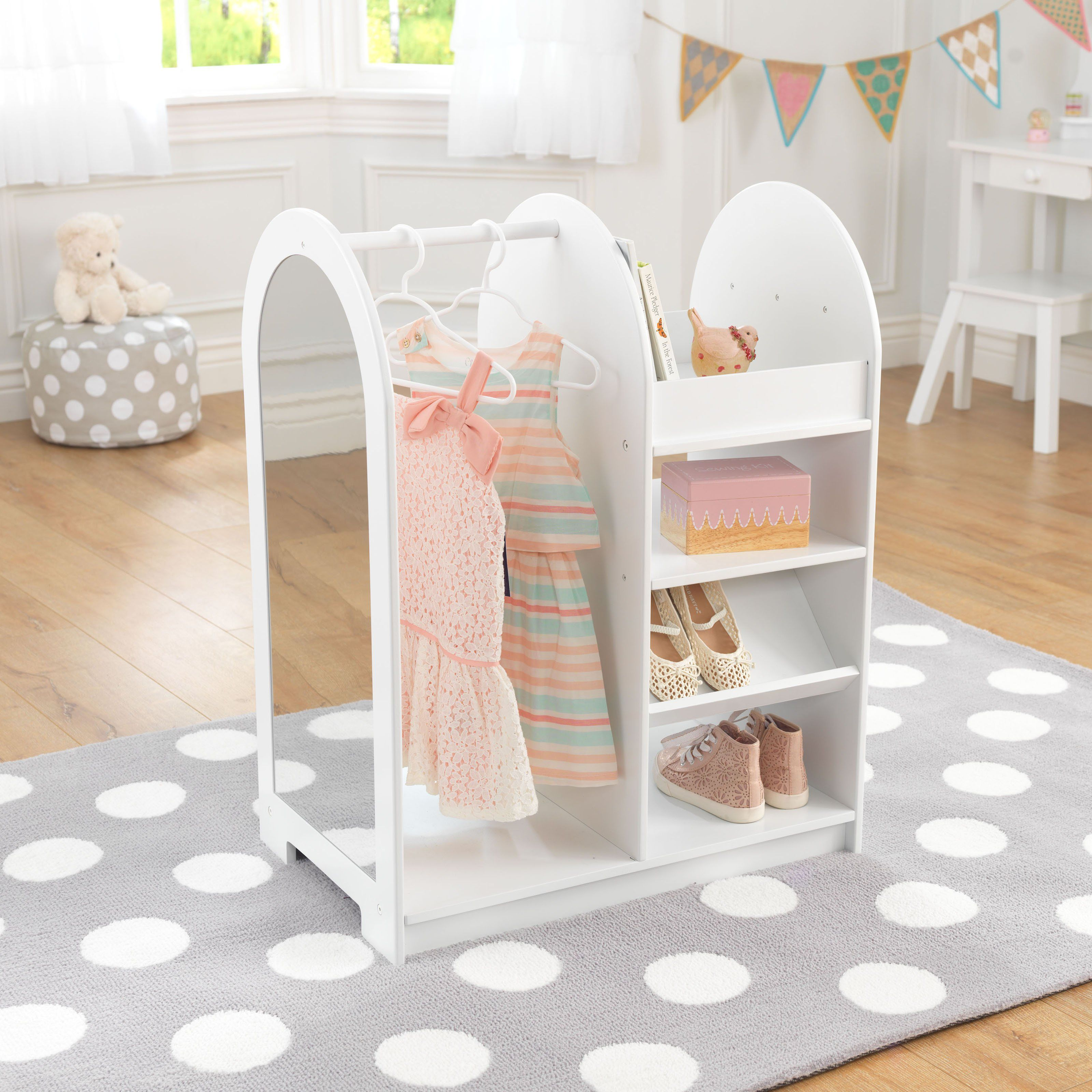 Kidkraft Let S Play Dress Up Unit 12511 About Is A Leading Creator Manufacturer And Distributor Of Children Furniture Toy