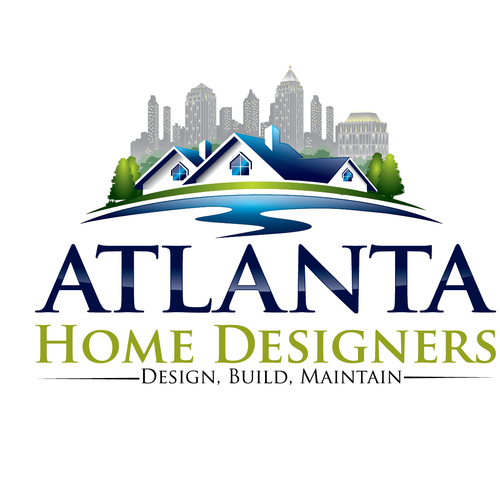 Atlanta Home Designers   Create A Capturing Logo For Custom Remodeling  Company In Atlanta