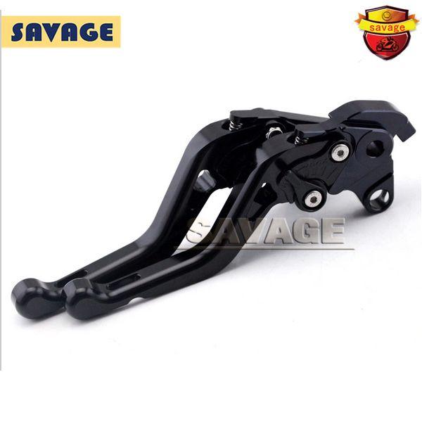 For HONDA CB1100 CB1300SF CB1300S Black Motorcycle CNC Billet Aluminum Short Brake Clutch Levers