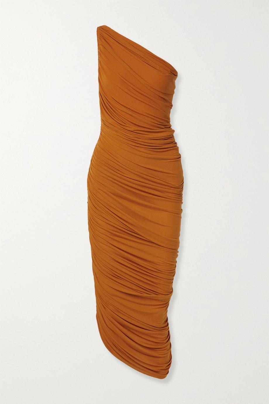 norma kamali dress diana