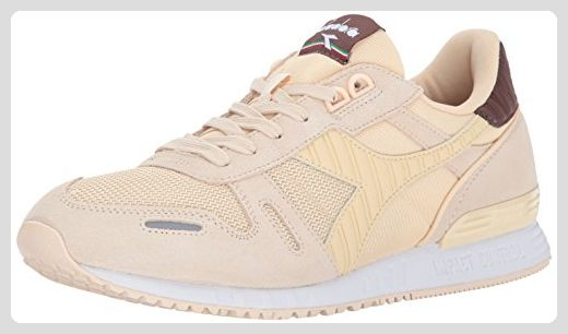 Diadora Schuhe – Titan II beigegelb Größe: 45 Sneakers