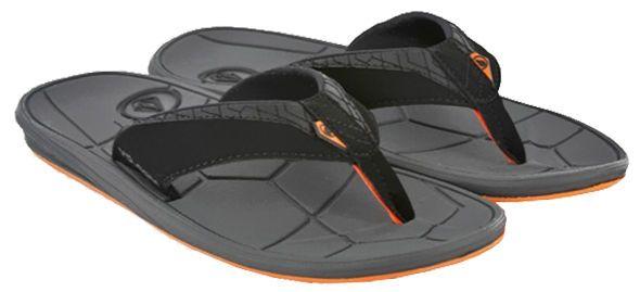 e6b3f8246 E879 - Volcom Rift Sandals   Flip-Flops   New Mens 11 Black   Orange -   24566  Volcom  FlipFlops