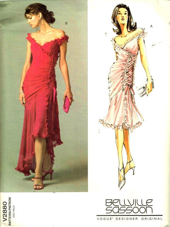 Sexy Dress Sewing Patterns