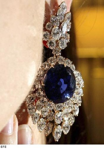 79d503e28 Christie `s went on sale jewelry of Josephine Bonaparte, who was the first  wife