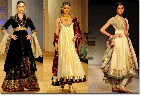 Sabyasachi Dresses, Anarkalis, Salwars, Suits Designer ... Sabyasachi Anarkali Suits Collection 2013