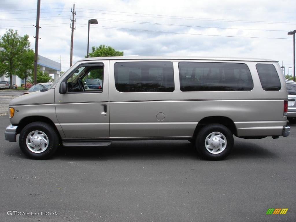 15 Passenger Van 2002 Ford E Series Van E350 Xlt 15 Passenger