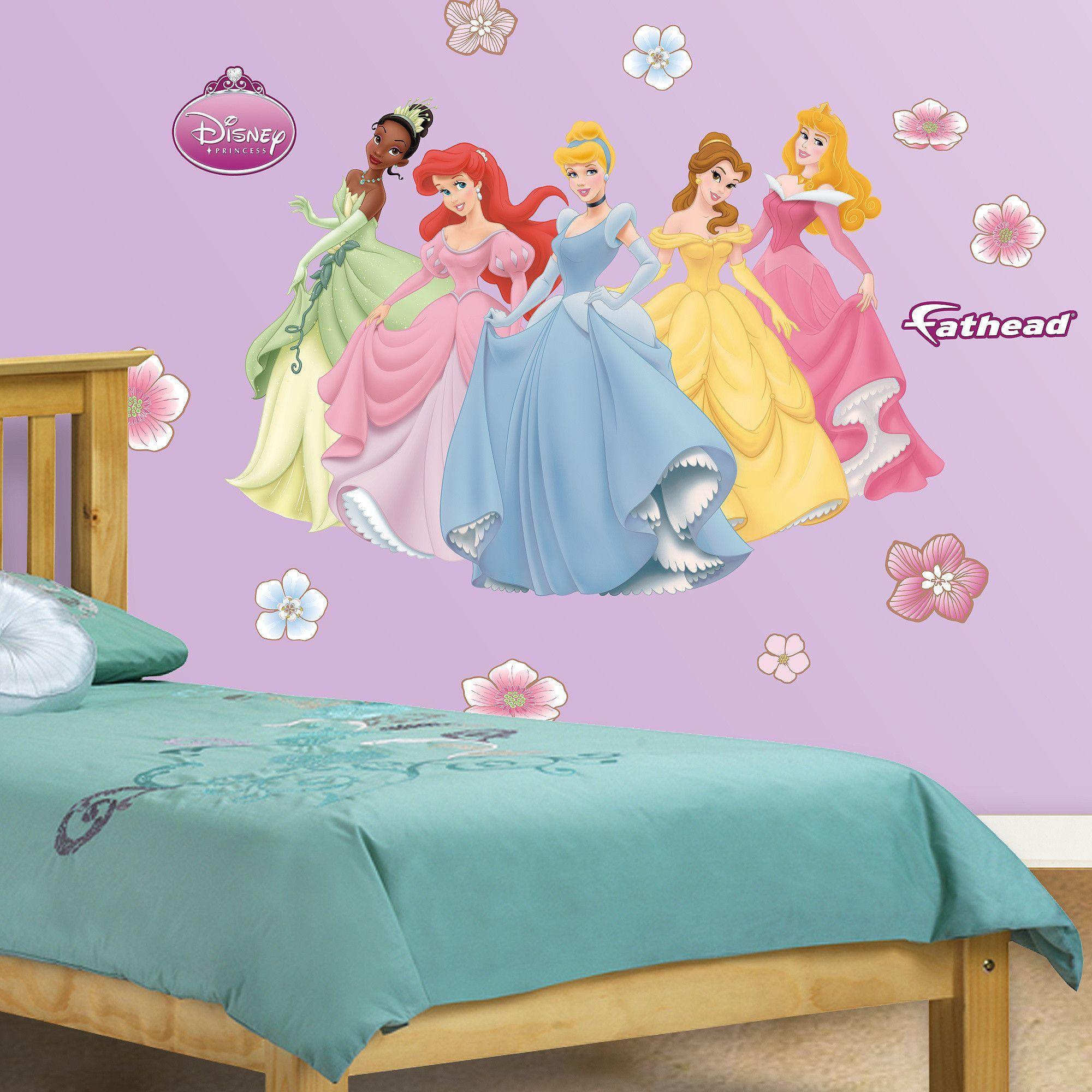 Disney Princesses Wall Decal