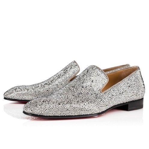 2af0b9676cb Shoes - Dandelion Strass Flat - Christian Louboutin | Men's shoes in ...