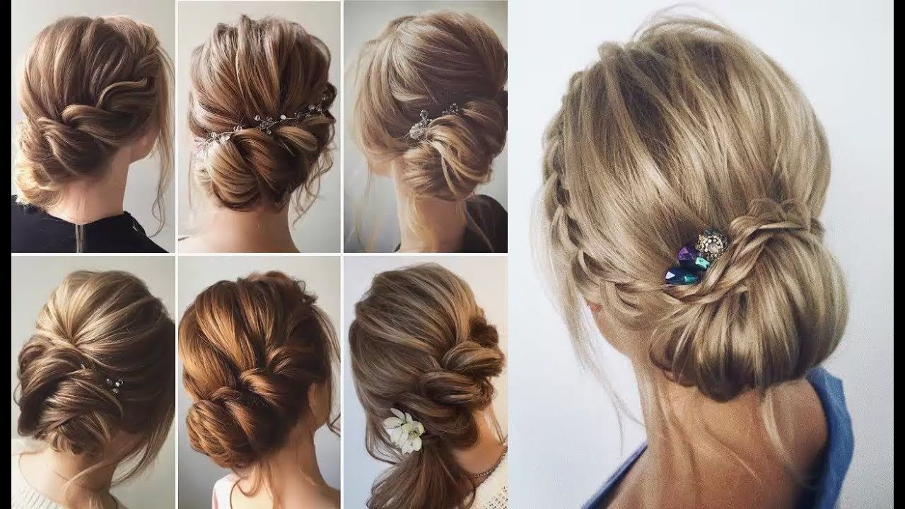 Quick and easy hairstyles quick and easy heatless hairstyles for